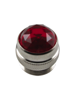 Allparts EP-0826-026 Red Amp Lenses