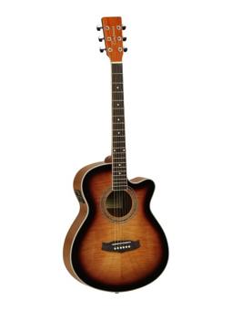 Tanglewood DBT-SFCE ViolinBurst