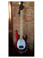 Music Man Stingray 4 Candy Red Mp