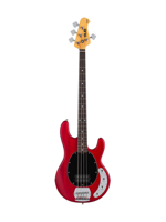 Music Man Ray4-TRS  translucent red satin
