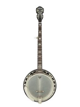 Fender Deluxe Concert Tone 58 Banjo Cherry Sunburst