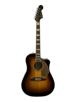 Fender KINGMAN ASCE V3 RW 3Tone Sunburst + CASE
