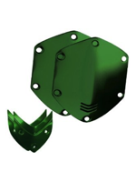 V-moda M-100 Shield Kit (Hawk Green)