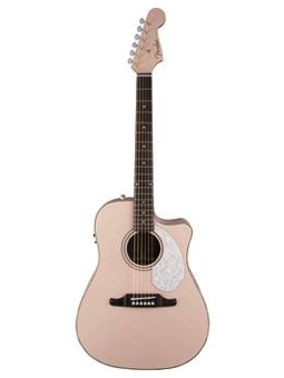 Fender Sonoran Sce Shell Pink