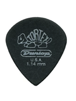 Dunlop 482R Pitch Black Jazz III 1.14