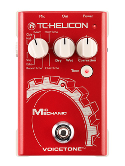 Tc Helicon Mic Mechanic