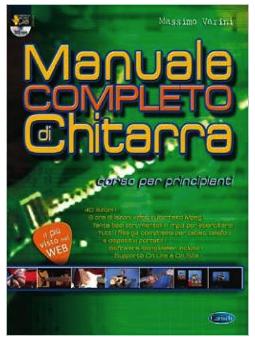 Volonte MANUALE COMPLETO DI CHITARRA