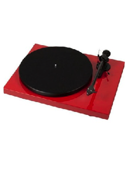 Pro-ject DEBUT CARBON ( DC ) - OM 10 Red