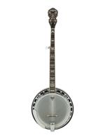Fender Premier Concert Tone 59 Banjo, Rw Walnut Stain