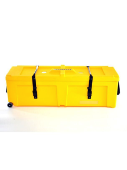 Hardcase HNP48W-Y - Yellow color Hardware Case