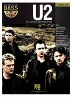Volonte Bass Play-Along U2 vol.41 + CD