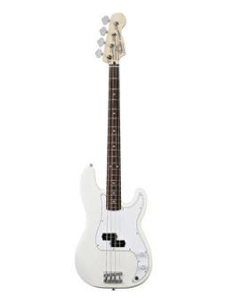 Fender Mex Standard Precision Rw Arctic White