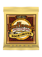 Ernie Ball 2008 - Earthwood Rock & Blues