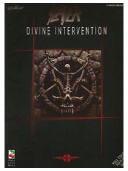 Volonte SLAYER DIVINE INTERVENTION