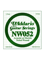 Daddario NW052 Single String