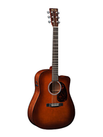Martin DCPA4 Shaded Dreadnought Cutaway