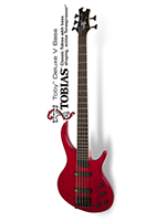 Tobias Toby Deluxe-v Bass Tr