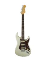 Fender American Elite Stratocaster  HSS Shawbucker Olympic Pearl Rw