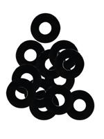 Pearl NP-270/12 - Rondelle di ricambio per rullante - Pearl IP1465 Ian Paice Signature Snare Drum Washers