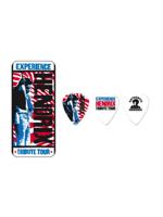 Dunlop JH-PT09M Jimi Hendrix Experience Tribute Tour Picks