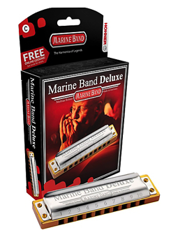 Hohner Marine Band Deluxe E