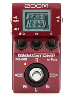 Zoom MS-60B Multistomp