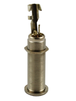 Allparts EP-0152-000 Switchcraft Stereo Long Threaded Jack