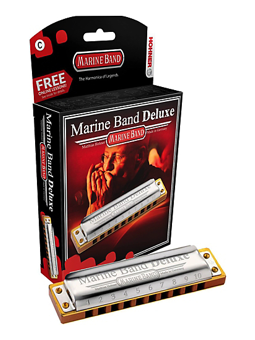 Hohner Marine Band deluxe Bb