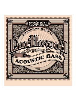 Ernie Ball 2070 - Earthwood Acoustic Bass