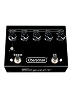 Bogner Ubershall Distortion Pedal
