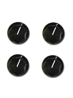 Rickenbacker 3573 KNOBS VINTAGE BASS BLACK