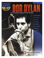 Volonte BOB DYLAN Armonica Play Along + CD