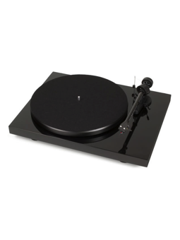 Pro-ject DEBUT CARBON ( DC ) - OM 10 Piano Black