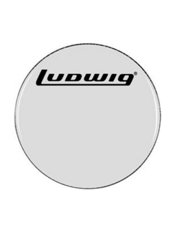 Ludwig LW7224 - Power Collar Smooth White 24