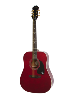 Epiphone DR-100 Wine Red +Bag