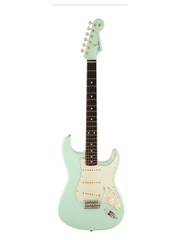 Fender Special Edition '60s Strat,  Surf Green
