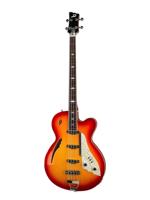 Duesenberg Motown Bass Fireburst