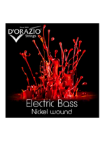 D'orazio Nickel Woud Bass 45/100