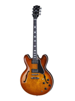 Gibson ES 335 Figured Faded Lightburst