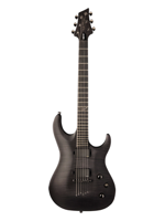 Washburn PXM20 Parallaxe Flame Trans Black