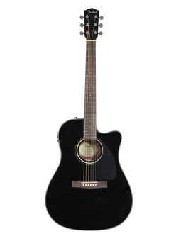 Fender CD140SCE V2 Black