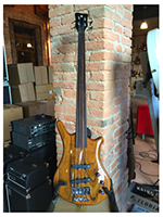 Warwick Thumb BO 4 Proseries Fretless Natural