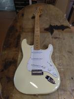 Fender Strato American Vintage 70 White Blonde