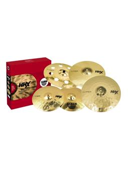 Sabian HHX Evolution Promotional Pack