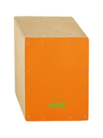 Nino NINO950OR - Cajon Small Orange