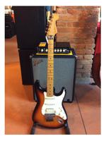 Fender 92 American Standard Strato Floyd Rose Hss