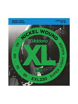 Daddario EXL220 Nickel