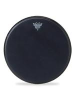 Remo ES-0814-10 - Ambassador Black Suede 14