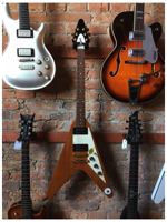 Gibson Flying V Natural 2000