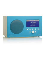 Tivoli Audio - Henry Kloss Albergo Glossy Blue Radiosveglia Bluetooth